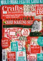 Crafts Beautiful Magazine Issue SEP 21