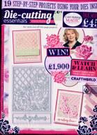 Die Cutting Essentials Magazine Issue NO 80