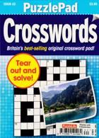 Puzzlelife Ppad Crossword Magazine Issue NO 62