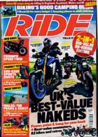 Ride Magazine Issue SEP 21