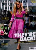 Grazia Magazine Issue 23/08/2021
