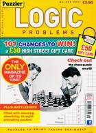 Puzzler Logic Problems Magazine Issue NO 445
