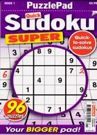 Puzzlelife Sudoku Super Magazine Issue NO 1