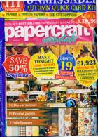 Papercraft Essentials Magazine Issue NO 202