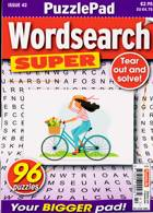 Puzzlelife Wordsearch Super Magazine Issue NO 42
