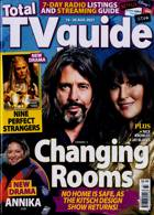 Total Tv Guide England Magazine Issue NO 33