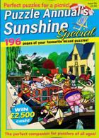 Puzzle Annual Special Magazine Issue NO 56