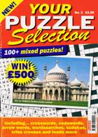 Your Puzzle Selection Magazine Issue NO 3