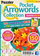 Puzzler Q Pock Arrowords C Magazine Issue NO 154