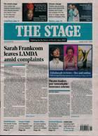 Stage Magazine Issue 12/08/2021