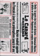 Le Canard Enchaine Magazine Issue 51