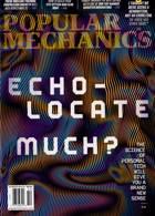 Popular Mechanics Magazine Issue SEP-OCT