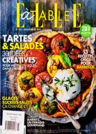 Elle A Table Magazine Issue NO 137