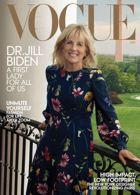Vogue Usa Magazine Issue AUG 21
