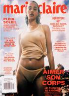 Marie Claire French Magazine Issue NO 827