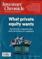 Investors Chronicle Magazine Issue 13/08/2021