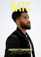 Head Above The Clouds 4.1 Andros Townsend Magazine Issue 4.1 Andros Townsend