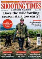 Shooting Times & Country Magazine Issue 15/09/2021