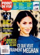 Point De Vue Magazine Issue NO 3807
