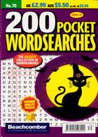 200 Pocket Wordsearches Magazine Issue NO 70