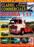 Classic & Vintage Commercial Magazine Issue OCT 21