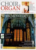 Choir & Organ Magazine Issue OCT 21