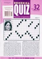 Domenica Quiz Magazine Issue NO 32