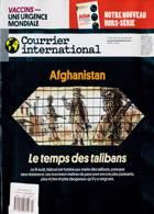 Courrier International Magazine Issue NO 1607