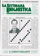 La Settimana Enigmistica Magazine Issue NO 4664