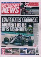 Motorsport News Magazine Issue 30/09/2021