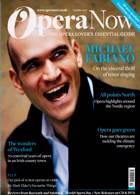 Opera Now Magazine Issue OCT 21