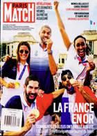 Paris Match Magazine Issue NO 3771