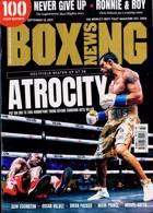Boxing News Magazine Issue 16/09/2021