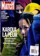 Paris Match Magazine Issue NO 3772