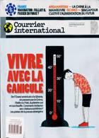 Courrier International Magazine Issue NO 1606