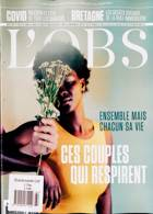 L Obs Magazine Issue NO 2964