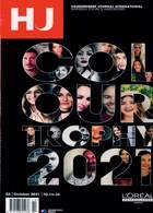 Hairdressers Journal Magazine Issue OCT 21