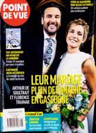 Point De Vue Magazine Issue NO 3808