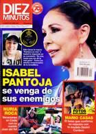 Diez Minutos Magazine Issue NO 3652