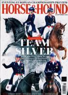 Horse And Hound Magazine Issue 16/09/2021