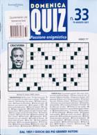 Domenica Quiz Magazine Issue NO 33