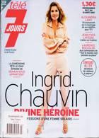 Tele 7 Jours Magazine Issue NO 3193