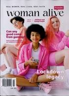 Woman Alive Magazine Issue JULY 21