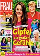 Frau Im Spiegel Weekly Magazine Issue 26