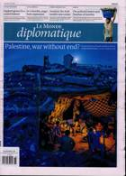 Le Monde Diplomatique English Magazine Issue NO 2106
