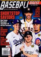 Baseball Digest Magazine Issue 08
