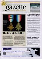 Antique Trades Gazette Magazine Issue 28/08/2021