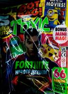 Toxic Magazine Issue NO 355