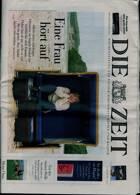 Die Zeit Magazine Issue NO 32