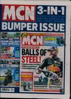 Motorcycle News Magazine Issue 18/08/2021